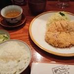 94034515 - カツレツ定食