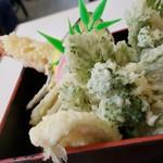 94036778 - 天ぷらです。