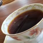 ジャズカフェ トッシー - ブルーボトルさんの豆のブラジル(+50円)です。