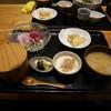 魚感うえさき - 料理写真:お昼ごはん お造り