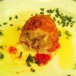 イタリア酒場 キングキッチン - タラバ蟹のクリームコロッケ
