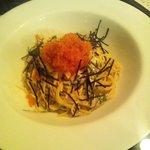 イタリア酒場 キングキッチン - 海の幸の冷製スパゲッティーニ
