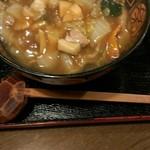 中華料理・喫茶 ちくりん - 広東麺
