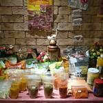 カルカッタ - 食材販売は良心的な価格です!少な目でリーズナブルで使いやすいチリパウダー等のスパイスは250円~