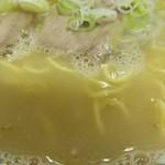 北山龍 - ジンジャーソルトのスープ