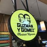 Guzman y Gomez FOOD&TIME ISETAN - 看板