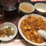 94046911 - 麻婆豆腐定食