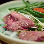 こま - [水曜限定] 和牛ハラミ焼き@1,200円
