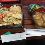 やなぎ - 料理写真:天重980円