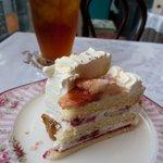 マリアサンク - マリアサンク いちじくのショートケーキ