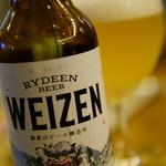 赤坂餃子バルGYOZA!365 - 八海山泉クラフトビール ヴァイツェン