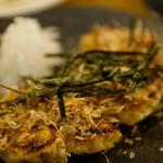 赤坂餃子バルGYOZA!365 - ≪無添加≫酒盗、蟹みそ、明太子…。酒のあて餃子