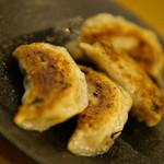 赤坂餃子バルGYOZA!365 - ≪極きわみ≫の肉餃子