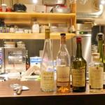 レストランユニック - 食後酒セレクト