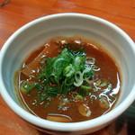 麺屋 高橋 - つけ汁