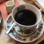 94061624 - コーヒーも中々美味しいです。