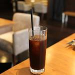リリック - 2018年10月再訪:アイスコーヒー☆