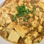 鯉幟 - 納豆麻婆豆腐