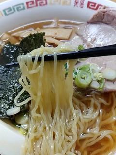 紅龍菜館 - ラーメン(2018.10)