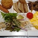 ダイワロイネットホテル - 野菜たち
