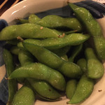 とりかわ博多 かわっこ 佐世保店 - 枝豆です。