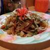おばぁ~の家 - 料理写真:沖縄焼そば