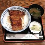 94069461 - 関西風うな丼(1,680円)