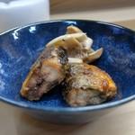 家庭料理 小川 - 秋刀魚