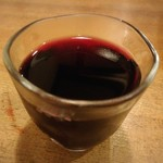 94070739 - ディナーセットの赤ワイン