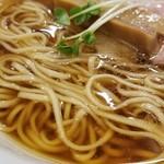 94071051 - 鶏そば+ミニ豚丼セット