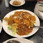 94071690 - エビチリ(小皿料理)