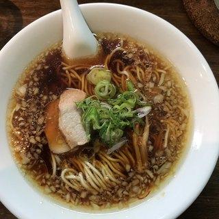 中華そば カリフォルニア - 料理写真:
