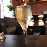 ザ リビング - シャンパン