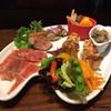 旬の一Bon - 料理写真:プロシュット、イタリアンサルーミ、鴨ロース、縞鯵カルパッチョ、マリナード、アヒージョ、フリッタータ、インサラータ