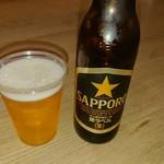 ライフインビホロ - ドリンク写真:ビール