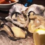 はなの舞 - 料理写真:活〆牡蠣