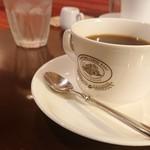 サッポロ珈琲館 - ドリンク写真:朝のコーヒー