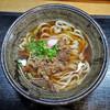 空麦 - 料理写真:肉うどん