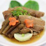 フォーコムフォー - 南ベトナム豚角煮