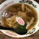 みゆき食堂 - ラーメン350円
