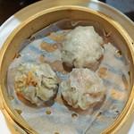 アロン - 焼売 ②  うずら玉子、肉、海鮮