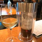 ココ・ゴローゾ - 白ワインボトル