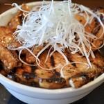 94081023 - 特上国産本ロース豚丼(並)