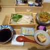 うどん 有田 - 料理写真:Aセット(790円)_2018-10-02