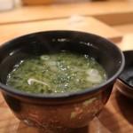 秀徳 - 味噌汁