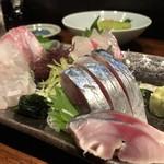 七伍屋 - 料理写真:刺身盛り