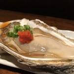 七伍屋 - 生牡蠣