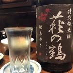 七伍屋 - 特別純米萩の鶴