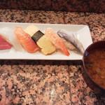 魚いち - 魚いちランチ500円(税込)