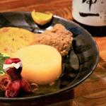 おでん三吉 - 料理写真:おでんイメージ